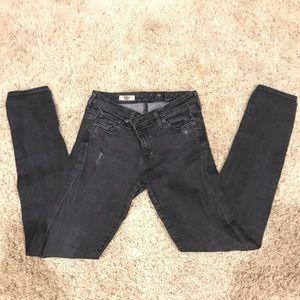 AG women's super skinny jeans sz 28